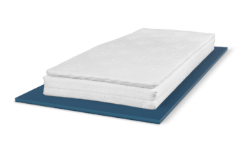 MEMORY + TOPPER briflex fabbrica artigiana materassi reti gussago brescia