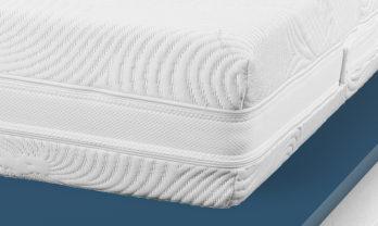 dettaglio silver fresh briflex fabbrica artigiana materassi reti gussago brescia