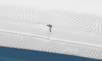 dettaglio siver fresh briflex fabbrica artigiana materassi reti gussago brescia
